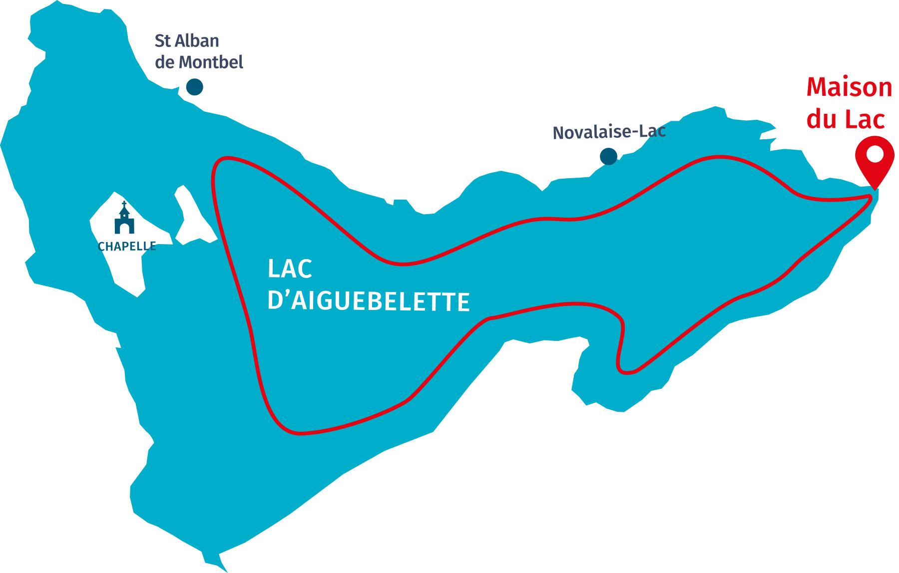 Plan-Aiguebelette