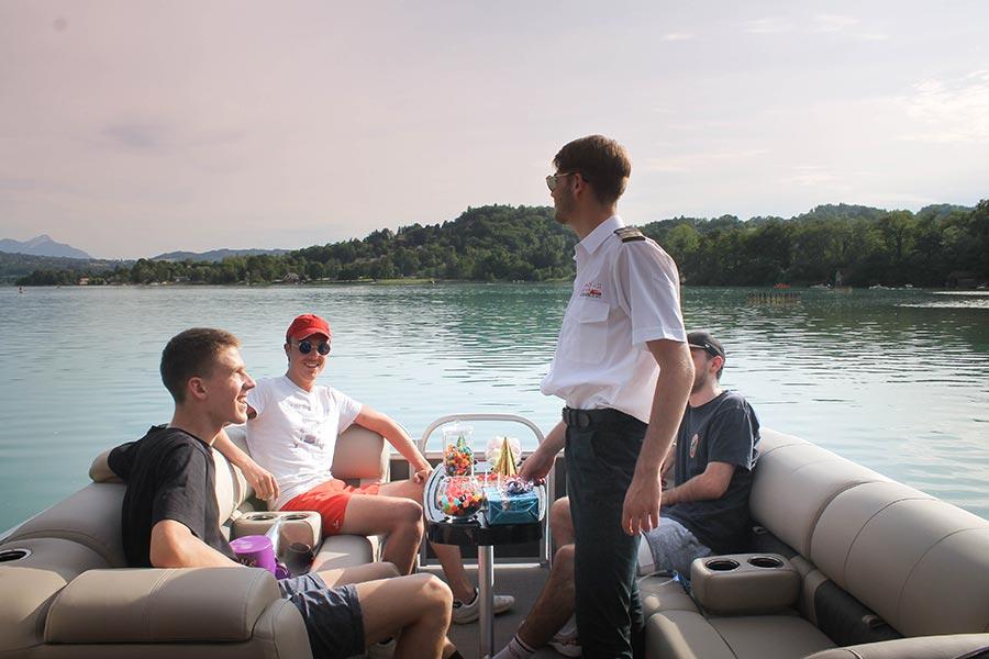 anniversaire lac Aiguebelette